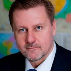 Юсси Туйску, председатель совета директоров Ruukki Rus