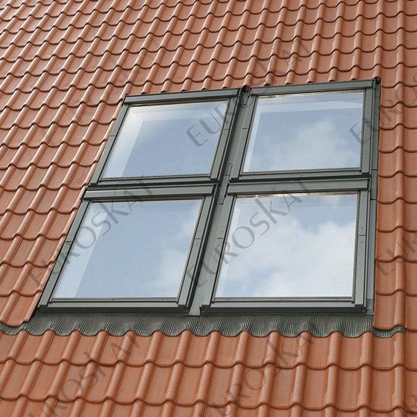 окна велюкс мансардные размеры и цены