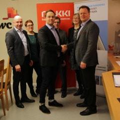 Ruukki Construction и Piristeel Oy
