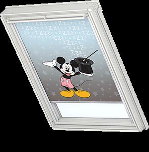 Затемняющая штора Disney