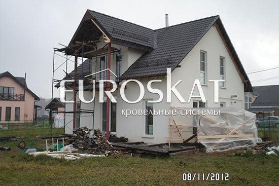 Монтаж кровли в г. Ногинск