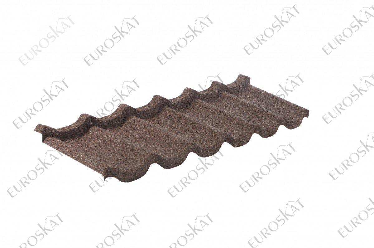 Композитная металлочерепица Grand Line профиль 1-волновый