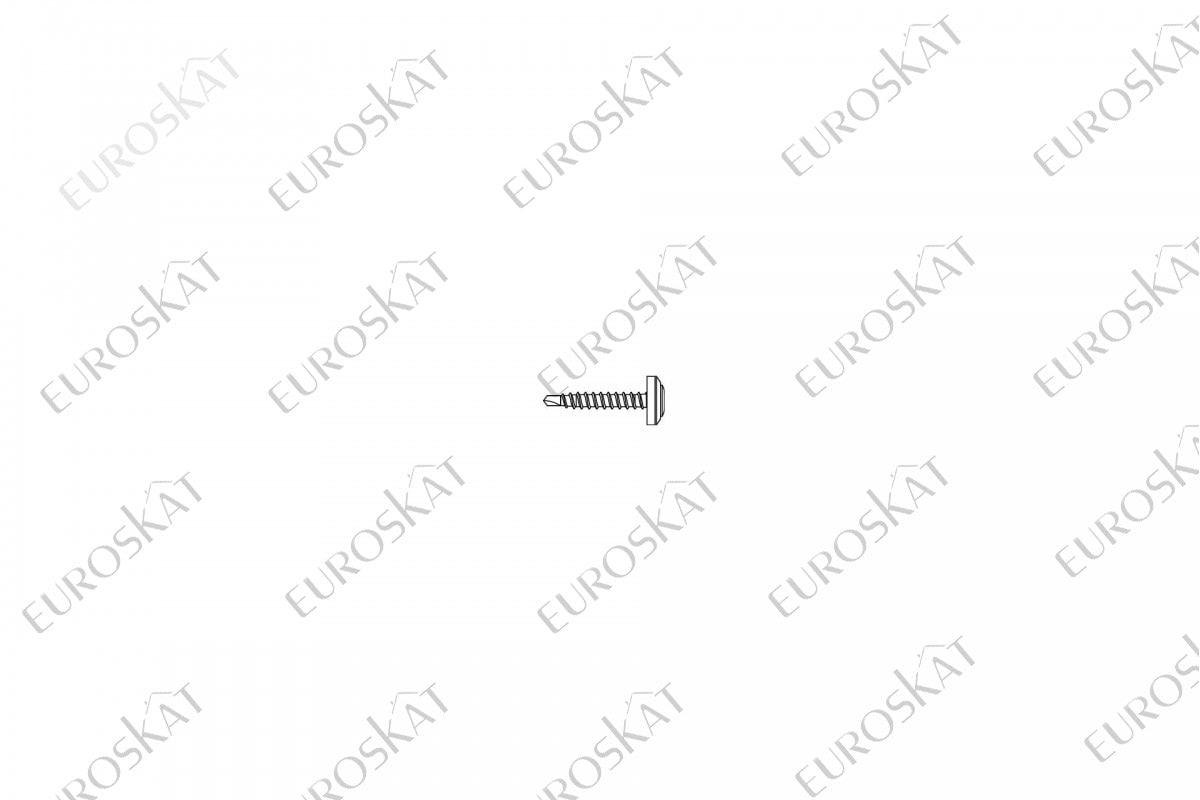 Cаморезы LP Torx (100 шт)
