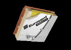 Пароизоляционная пленка Eurovent Standart Alu 110
